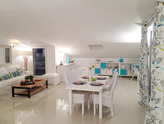 décoration et aménagement d'appartements et maisons témoins